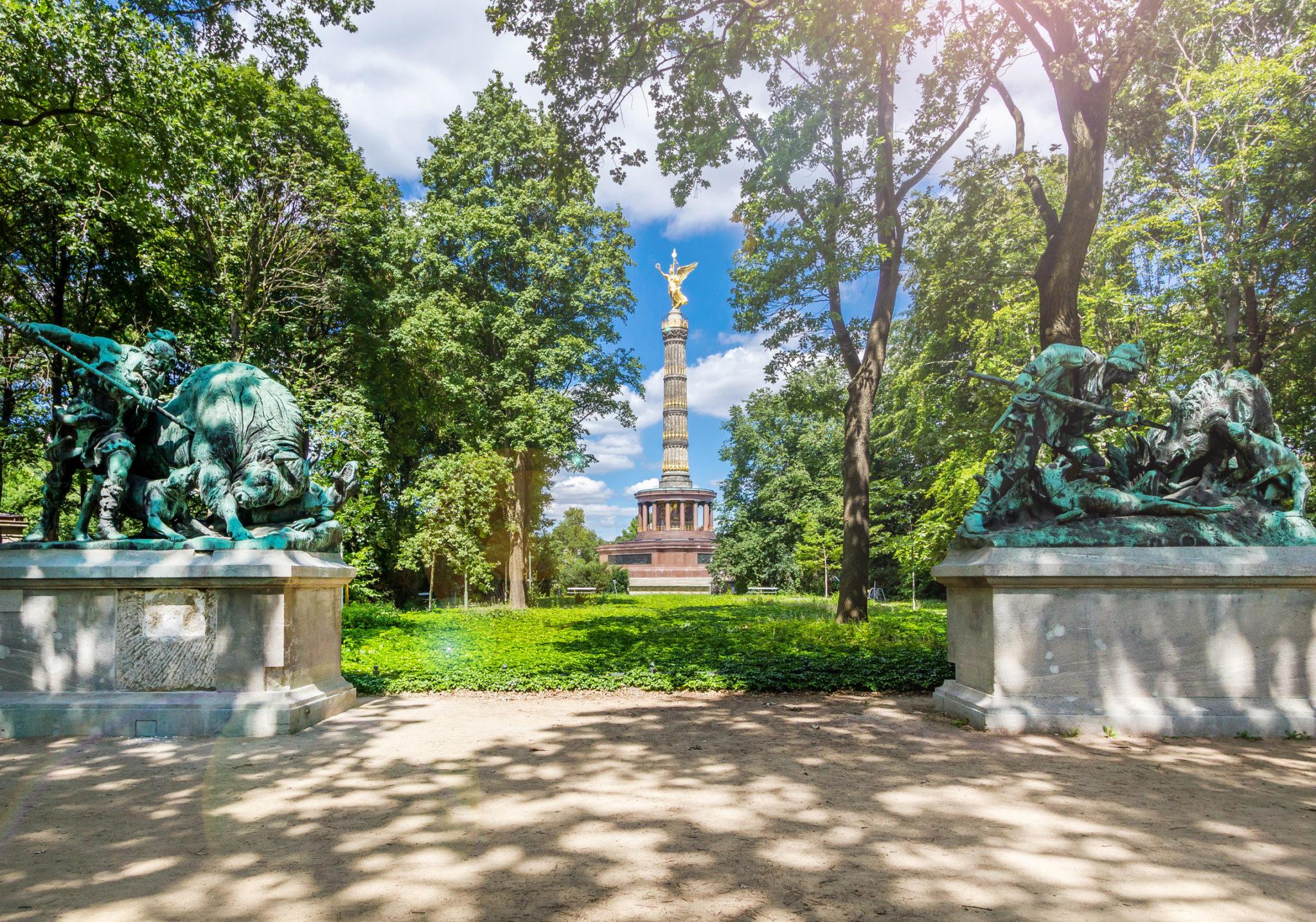Haushaltsauflösung und Entrümpelung in Berlin Tiergarten