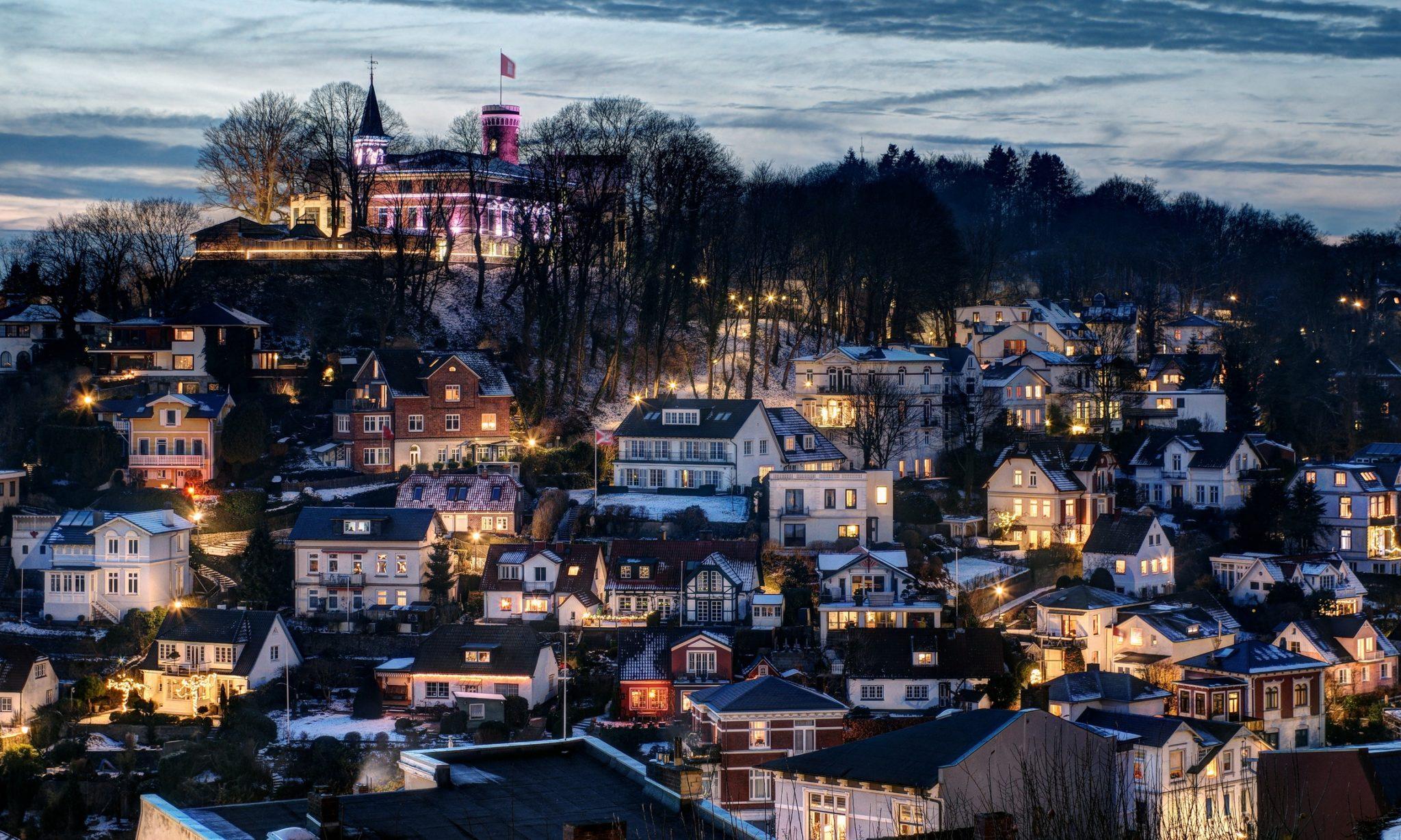 Haushaltsauflösung und Entrümpelung in Hamburg Blankenese