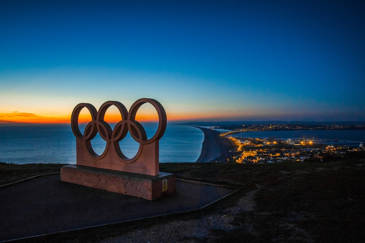 Olympiasieger vertraut auf STARK