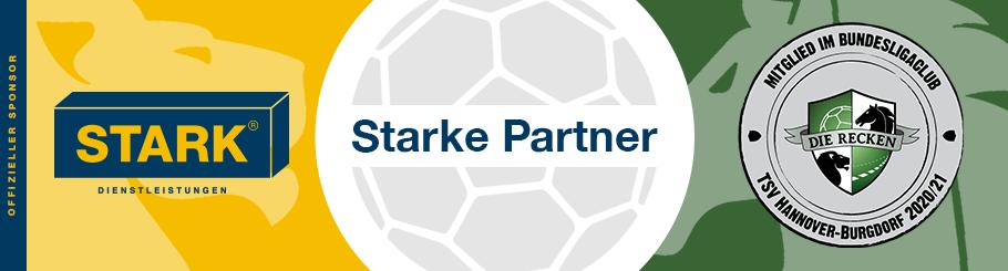 STARKER Partner der Recken Hannover