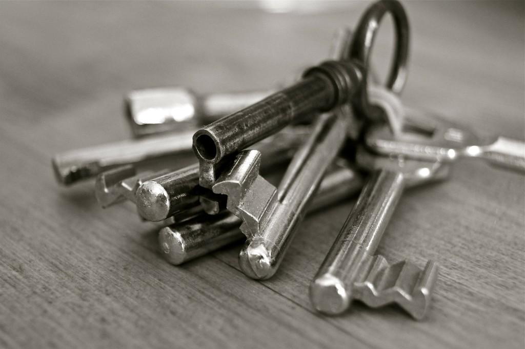 Schlüsselübergabe Immobilienmakler