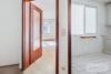 Harenberg: ETW - 55 m² + Balkon | Bj. des MFH: 2000 | TG-Stellplatz mit Hauszugang + Kellerraum uvm. - Sicht auf WZ und Küche