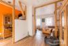 Solingen-Ohligs: MFH + EFH | 365 m² Wohnfläche | 506 m² Eckgrundstück mit Terrasse & Carport uvm. - Wohn- und Arbeitsbereich