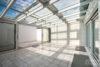 Köln: Bungalow mit 106 m² Wohnfläche + 35 m² Wintergarten | große Ausbaureserve | Feldblick uvm. - Wintergarten