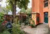 Linden-Mitte: Sehr helle DG-Wohnung | 2 Zimmer | ca. 45 m² Wohnfläche | Kein Sanierungsstau uvm. - Garten- bzw. Innenhofansicht
