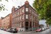 Linden-Mitte: Sehr helle DG-Wohnung | 2 Zimmer | ca. 45 m² Wohnfläche | Kein Sanierungsstau uvm. - Außenansicht/Eingangsbereich