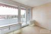 BS-Südstadt - 85 m² ETW | zentrale, grüne und ruhige Wohnlage | Neue Fenster | Garage & Keller uvm. - Wohnzimmer/Balkon
