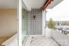 BS-Südstadt - 85 m² ETW | zentrale, grüne und ruhige Wohnlage | Neue Fenster | Garage & Keller uvm. - Balkon