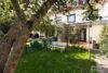 Grone: Reihenmittelhaus mit ausgeb. Dachboden | 3 Bäder | Terrasse mit Glasdach | Vollkeller uvm. - Gartenansicht