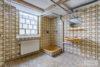 Grone: Reihenmittelhaus mit ausgeb. Dachboden | 3 Bäder | Terrasse mit Glasdach | Vollkeller uvm. - Waschküche mit Dusche