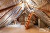 Pulheim-Stommeln: EFH - perfekter Schnitt | viel Ausbaureserve | 2 Garagen | Kamin, Sauna & uvm. - Ausbaureserve im Dachgeschoss