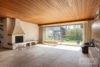 Pulheim-Stommeln: EFH - perfekter Schnitt | viel Ausbaureserve | 2 Garagen | Kamin, Sauna & uvm. - Wohnzimmer mit Kamin