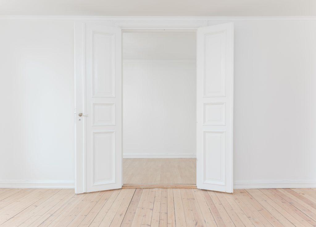 Haushaltsauflösung / Wohnungsauflösung in Jenaleere Wohnung sauber geräumt